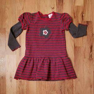 Hanna Andersson Stripe Dress